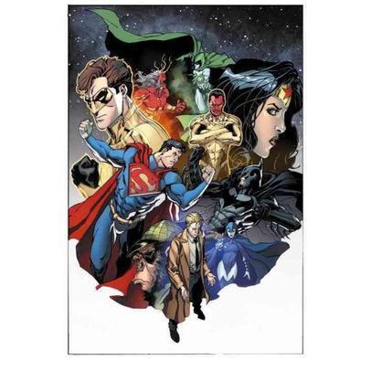 Imagem de Injustice: Gods Among Us Year Three Vol. 2 - Dc comics