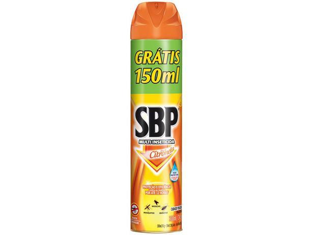 Imagem de Inseticida SBP Aerossol Multi Insenticida