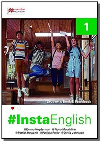 Imagem de Insta english students book-1 - Macmillan
