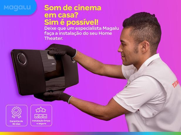 Imagem de Instalação e configuração de home theater  profissionais certificados, qualidade garantida