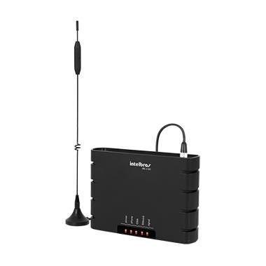 Imagem de Interface Celular Gsm PABX Antena Rural ITC 4100 Intelbras