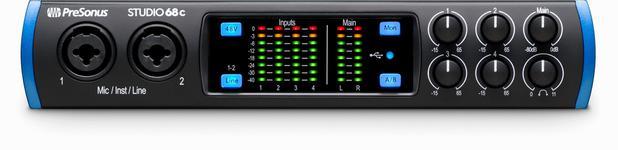 Imagem de Interface presonus 68c studio