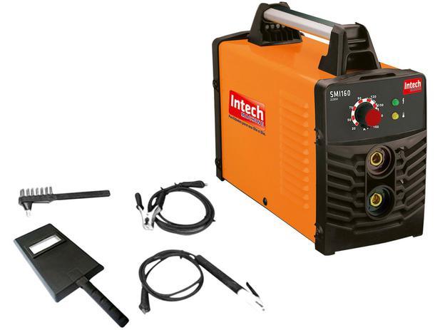 Inversor de Solda Intech Machine SMI160 - 6200W - 110V