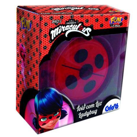 Imagem de Ioiô com Luz Ladybug - Fun Divirta-se