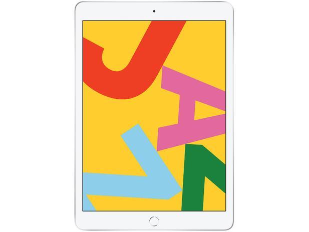 """Imagem de iPad 10,2"""" 7ª Geração Apple Wi-Fi + Cellular 32GB"""