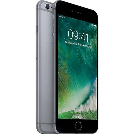 Imagem de iPhone 6s 16GB Cinza Espacial Tela 4.7
