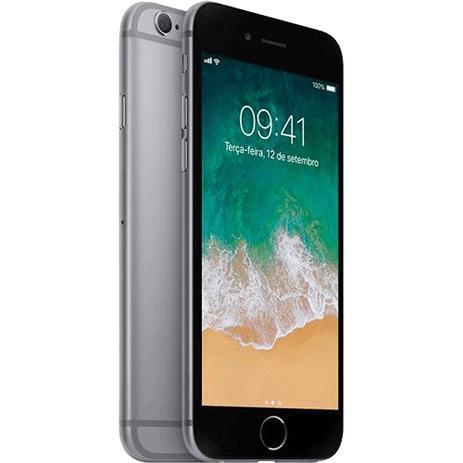 Imagem de iPhone 6s 32GB Cinza Tela Retina HD 4,7