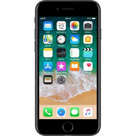 "199d29863 iPhone 6s 32GB Preto Tela Retina HD 4,7"" 3D Touch Câmera 12MP ..."
