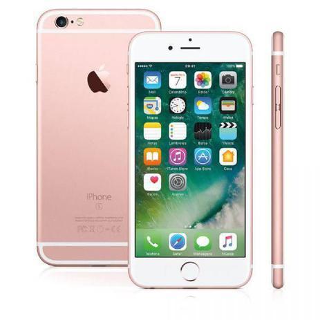 Imagem de iPhone 6S Ouro Rosa, MN122BR/A, Tela de 4.7