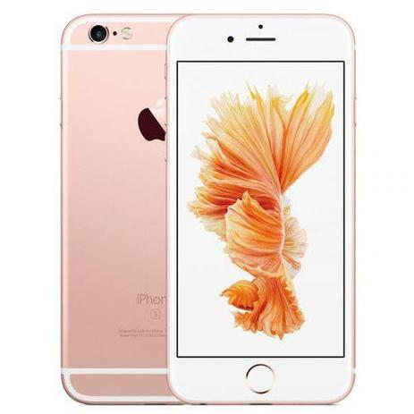 "6cf1662a5 Iphone 6s Plus 32gb Rose Tela Retina HD 5,5"" 3d Touch Câmera 12mp - Apple"