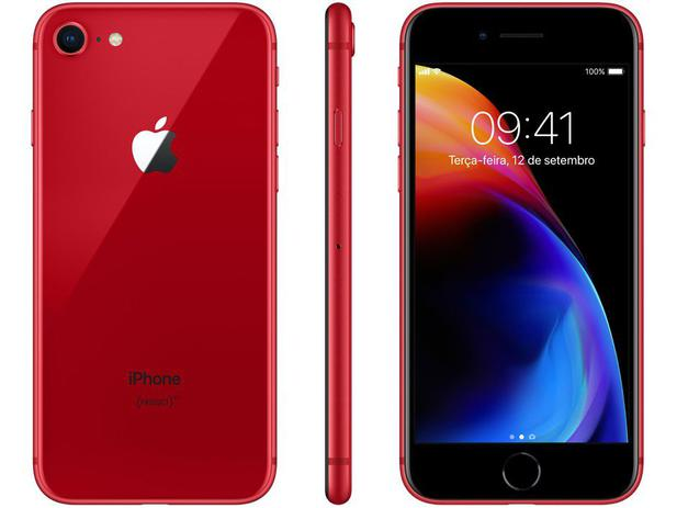 Imagem de iPhone 8 Product (RED) Special Edition Apple 256GB