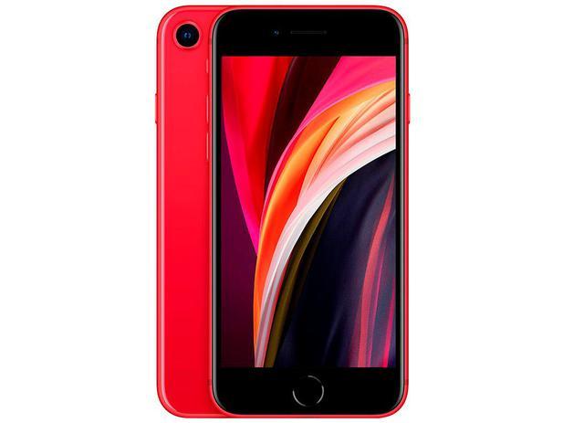 """Confira ➤ iPhone SE Apple 64GB (PRODUCT)RED 4,7"""" 12MP iOS ❤️ Preço em Promoção ou Cupom Promocional de Desconto da Oferta Pode Expirar No Site Oficial ⭐ Comprar Barato é Aqui!"""