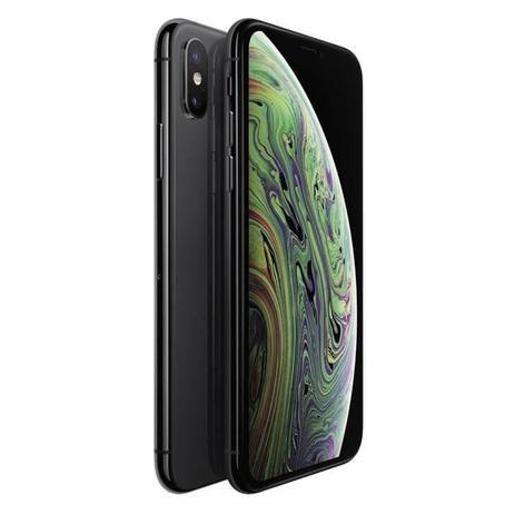 Imagem de iPhone XS Apple Cinza Espacial, 64GB Desbloqueado - MT9E2BZ/A