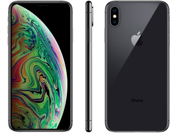 Imagem de iPhone XS Max Apple 64GB Cinza Espacial 4G