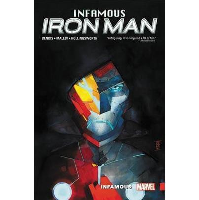 Imagem de Iron Man - Infamous Iron Man, Volume 1 - Infamous