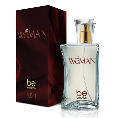 It Woman Be Emotion - Para Elas - Perfumes importados femininos ... 61dd6a3b74
