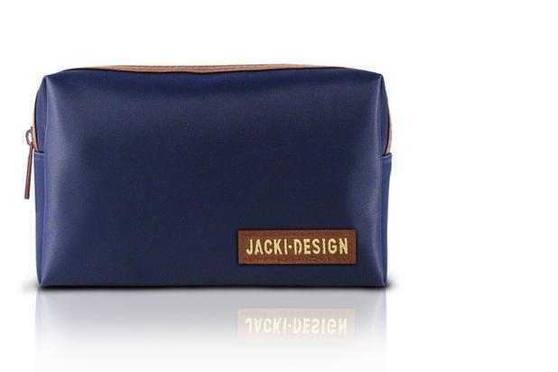 4d167505e Jacki Design Necessaire de Bolsa Masculina Cor Azul e Marrom ...