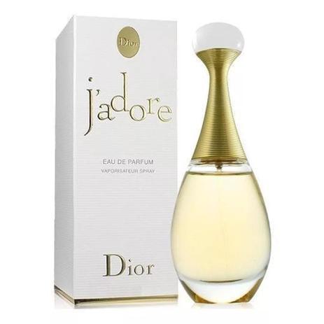 Imagem de Jadore De Christian Dior Eau De Parfum Feminino - 100ml 2visitas