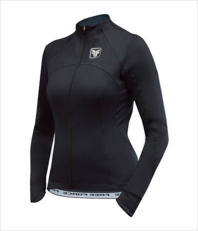 e94aeb154 Jaqueta feminina sport bell preta - free force - Jaqueta Corta Vento ...