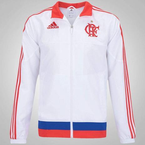 4b5bce736c Jaqueta Flamengo adidas 2015 de viagem - Blazer e Jaqueta Masculina ...