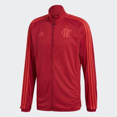 a799ffd11d0 Jaqueta Flamengo Treino Adidas Masculina - Vermelho - Produtos de ...