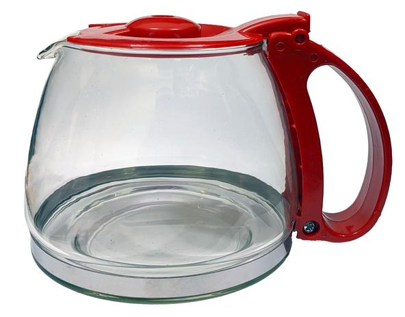 Imagem de Jarra Compatível para Cafeteira Philco PH16 Inox Vermelha