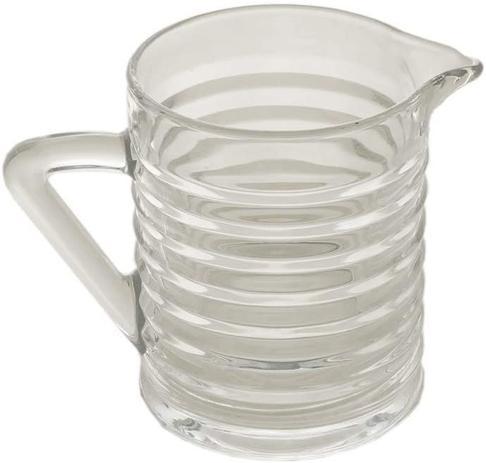 Imagem de Jarra de vidro sodo-calcico colmeia 340 ml