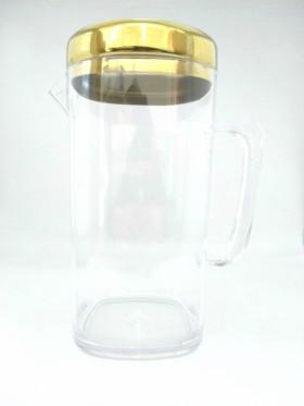 Imagem de Jarra Dourada e transparente 1,5L- Fineza
