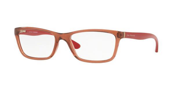 Jean Monnier J83130 F036 Marrom Translúcido Lente Tam 52 - Óculos de ... f7703f15ba
