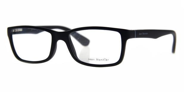 aaed6101541ad Jean Monnier J83151 E090 Preto Fosco Lente Tam 53 - Óculos de grau ...