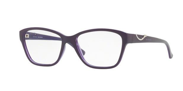 Jean Monnier J83156 E695 Roxo Polido Lente Tam 52 - Óculos de grau ... c4005edc7a