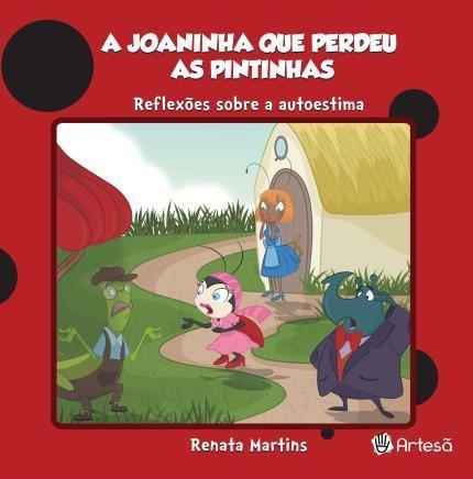 Imagem de Joaninha que perdeu as pintinhas, a