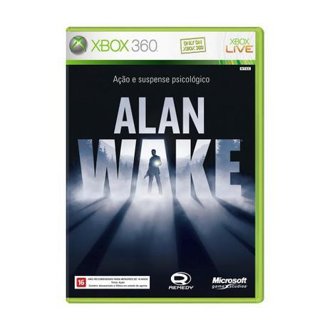 Imagem de Jogo Alan Wake - Xbox 360
