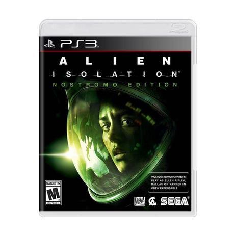 Imagem de Jogo Alien Isolation Nostromo Edition - PS3