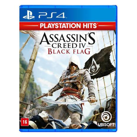 Imagem de Jogo Assassins Creed IV 4: Black Flag - PS4