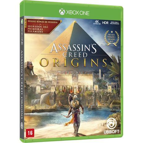 Imagem de Jogo Assassins Creed Origins: Edição Limitada - Xbox One