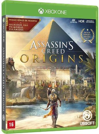 Imagem de Jogo Assassins Creed Origins Xbox One