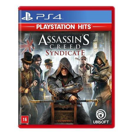 Imagem de Jogo Assassins Creed Syndicate - PS4