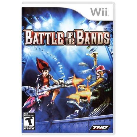 Imagem de Jogo Battle of the Bands - Wii