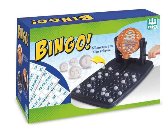 Imagem de Jogo bingo com 48 cartelas nig 1000