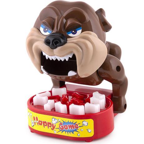 Imagem de Jogo Brinquedo Criança Mini Bad Dog Cuidado Com os Ossos - Polibrinq