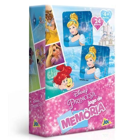 645351f105 Jogo da Memória - Disney - Princesas - Toyster - Jogos de Memória e ...