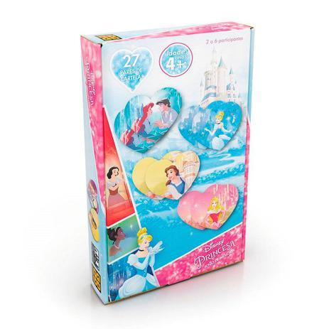 f07bf8f758 Jogo da Memória - Princesas Disney - Grow - Jogos de Memória e ...