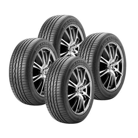 Imagem de Jogo de 4 Pneus Bridgestone Aro 14 Turanza ER300 185/70R14 88H - Original GM Onix