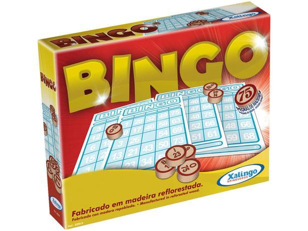 Jogo de Bingo - Xalingo