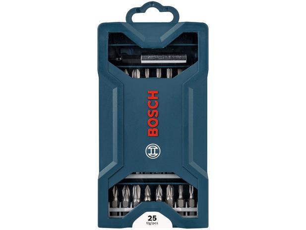 "Imagem de Jogo de Bits 1/4"" Bosch 60Mini X-Line"