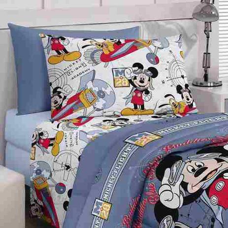 d05e2811f5 Jogo De Cama Infantil 3 Peças Linha Disney Santista - Jogo de Cama ...