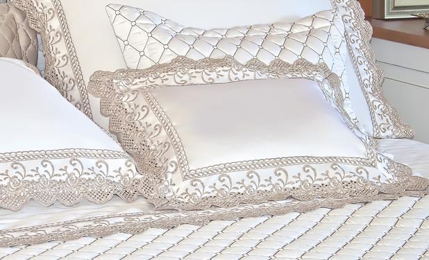 1bd4101758 Jogo de cama king antibes luxo 300 fios - Artelasse - Jogo de Cama ...