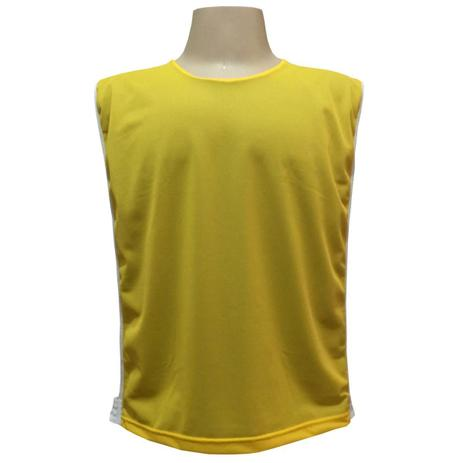 e4b984d9c4 Jogo de Coletes Dupla Face 06 Unidades na cor Amarelo Royal - Kanga sport