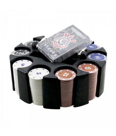 Jogo De Poker 200 Fichas E Baralhos - Corinthians - Poker - Magazine ... 00c41e29f0ced
